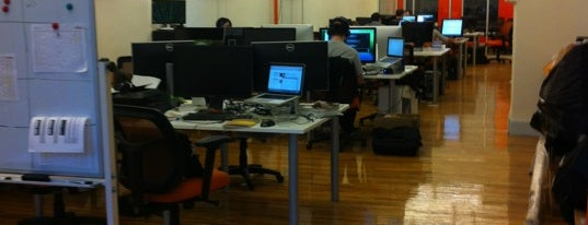 Sulia HQ is one of Silicon Alley, NYC (List #2).