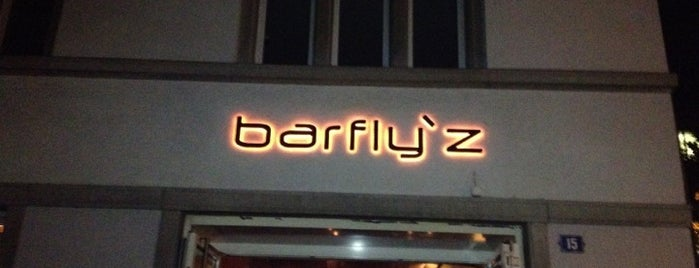 Barfly'z is one of Zürich.