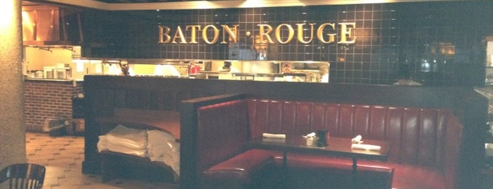 Baton Rouge is one of Tempat yang Disukai Denis.