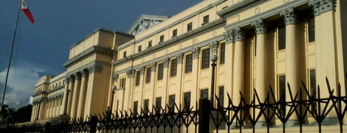 National Museum of the Philippines is one of Liez 님이 좋아한 장소.