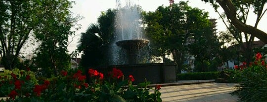 Taman Kalimantan is one of Characteristic of Surabaya.