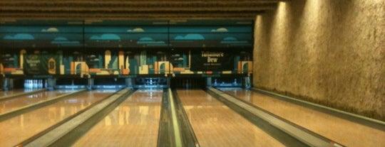 Bowling Radava is one of Navštiv 200 nejlepších míst v Praze.
