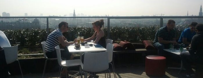 SkyLounge Amsterdam is one of Date in A'dam.