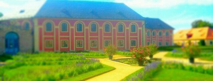 Zámecký park Veltrusy is one of Místa.