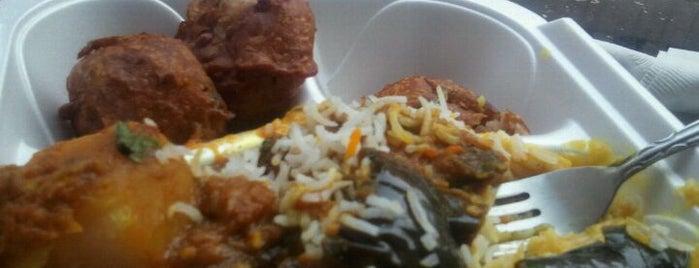 Chutney's Indian Cuisine is one of Kashi'nin Kaydettiği Mekanlar.