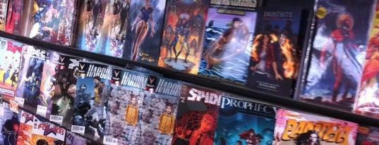 Midtown Comics is one of Shop.