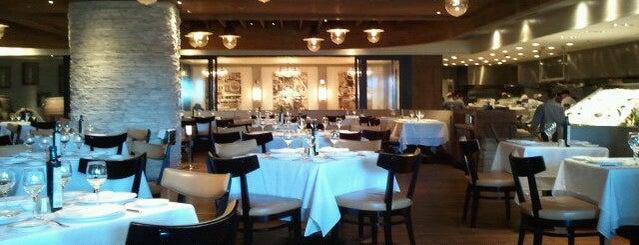 Estiatorio Milos is one of Eating Las Vegas: 50 Essential Restaurants 2013.
