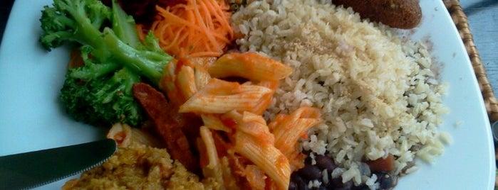 Cereal Brasil Restaurante Natural is one of São Paulo Vegan!.