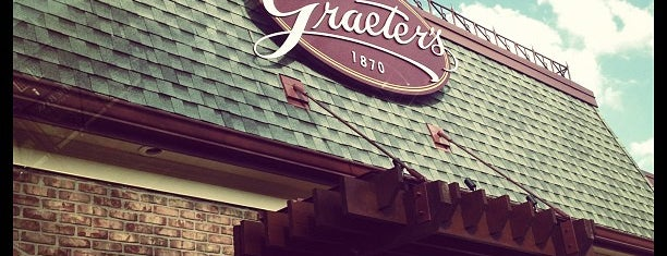 Graeter's Ice Cream is one of School.