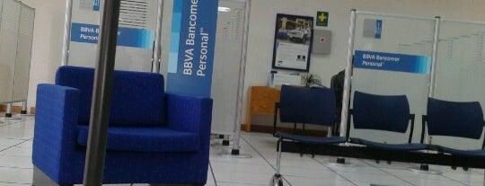 BBVA Bancomer is one of Posti che sono piaciuti a Marco.