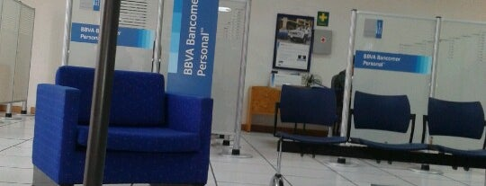 BBVA Bancomer is one of Posti salvati di Casandra.