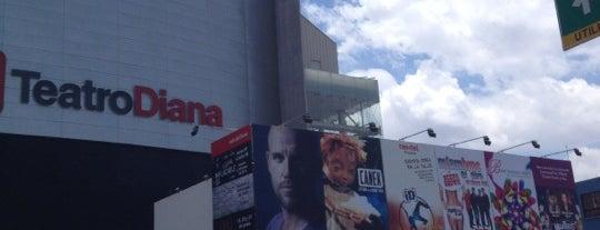 Teatro Diana is one of Guadalajara, MX.
