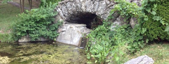 Sonnenberg Gardens is one of NYC-Toronto Road Trip.
