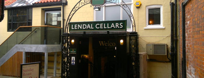 Lendal Cellars is one of York.