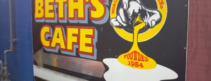 Beth's Café is one of Favorite อาหารนานาชาติ (#278).