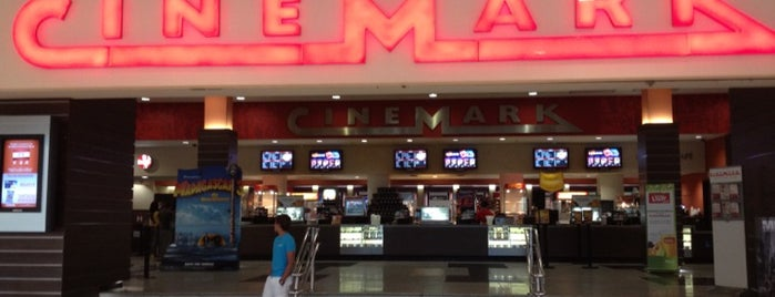 Cinemark is one of Locais curtidos por Micael Helias.