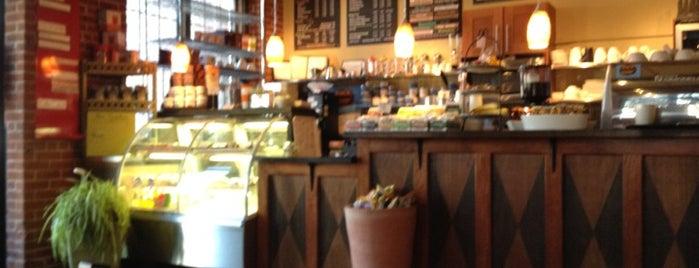 The Coffee Loft is one of Lisa : понравившиеся места.
