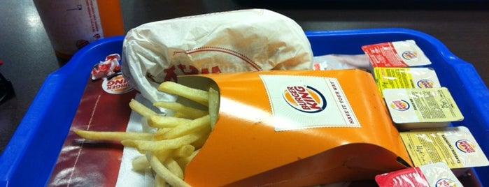 Burger King is one of A local's guide: 48 hours in Izmir.