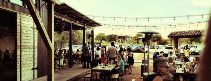 Contigo Austin is one of The 38 Essential Austin Restaurants, July 2012.