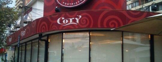 Cory is one of Ruta de cafés, sandwich, almuerzos.