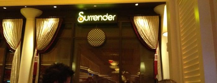 Surrender Nightclub is one of 101 places to see in Las Vegas before your die.
