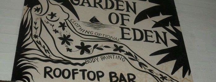 Garden Of Eden Bar is one of Key West Gay Bars.