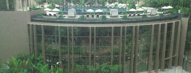 Impiana KLCC Hotel is one of Bielさんのお気に入りスポット.