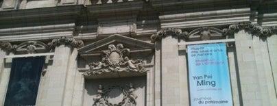 Musée d'arts de Nantes is one of Aus, Bel, Fra, Ger, Ita & Swi.