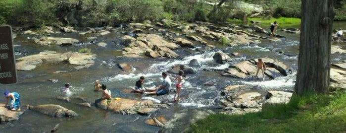 Indian Springs State Park GA is one of Native American Cultures, Lands, & History.