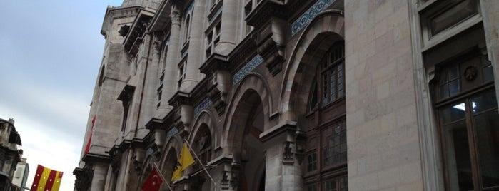 Sirkeci PTT Müzesi is one of istanbul gezi listesi.