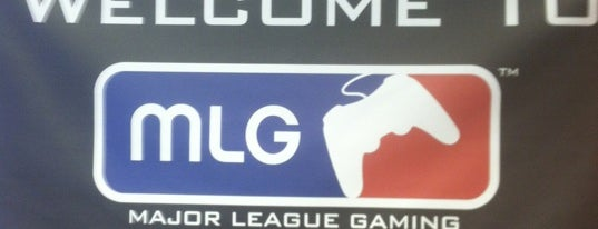 Major League Gaming HQ is one of NYC Tech.