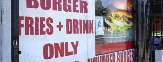 Hawkins House Of Burgers is one of South Bay 'pacifically.