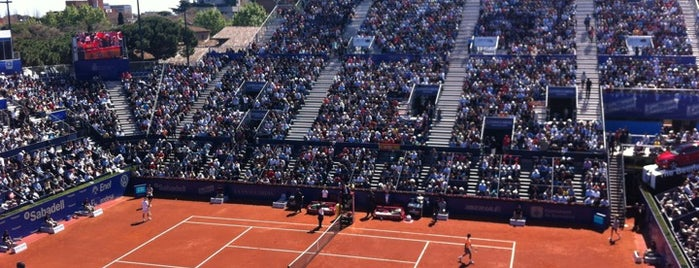 Reial Club de Tennis Barcelona is one of Tempat yang Disukai jordi.