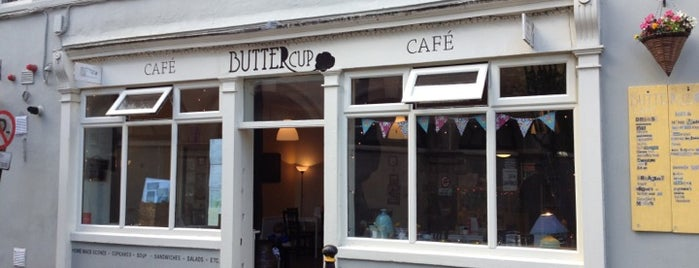 Buttercup Café is one of Locais curtidos por Michelle.