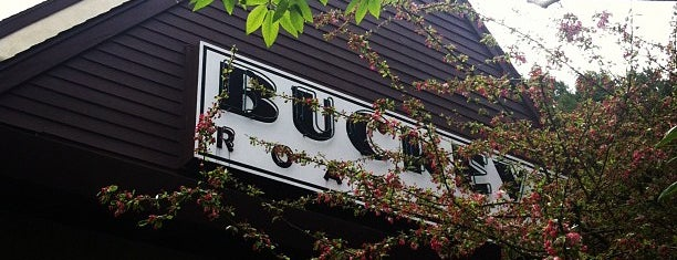 Buckeye Roadhouse is one of Eco Eating North Bay.