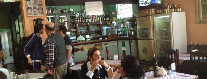 Absolutto Restaurante is one of Quero ir.