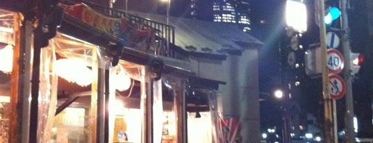 魚真 乃木坂店 is one of Tokyo Casual Dining.