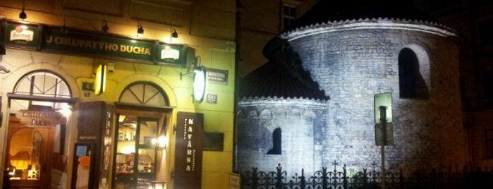 U chlupatýho ducha is one of StorefrontSticker #4sqCities: Prague.