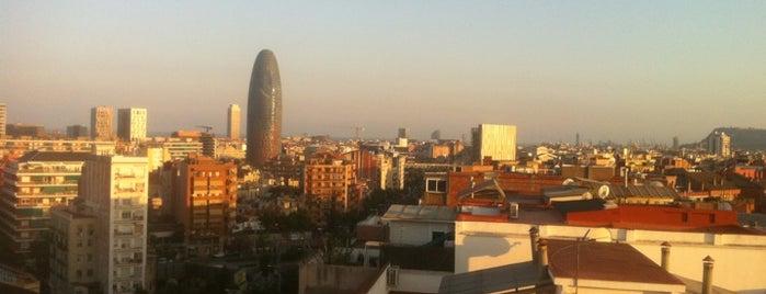 Hotel Catalonia Atenas is one of Barcelona.