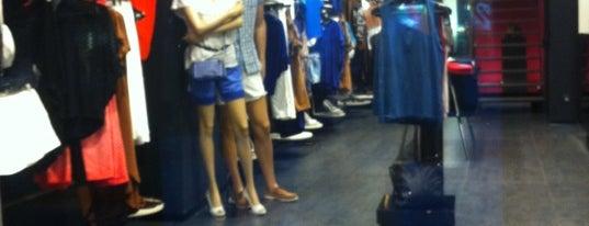 Sisley is one of Tiendas de moda en Madrid.