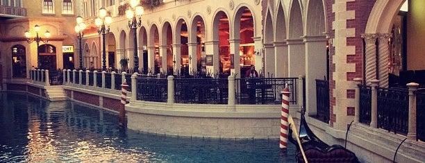 Venetian Resort & Casino is one of USA i Oktober.