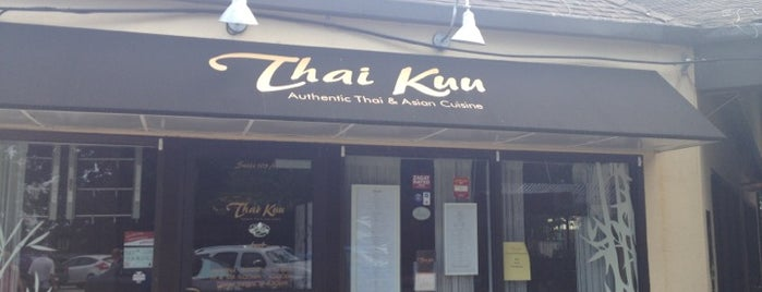 Thai Kuu is one of Philly Eats.