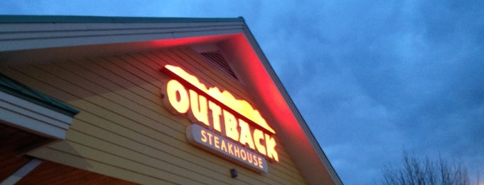 Outback Steakhouse is one of Date Night Ideas.