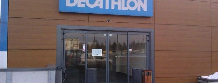 Decathlon is one of Can : понравившиеся места.