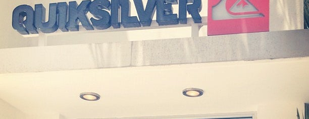 Quiksilver is one of Miami.