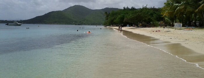 Pointe Marin is one of Martinique & Guadeloupe.