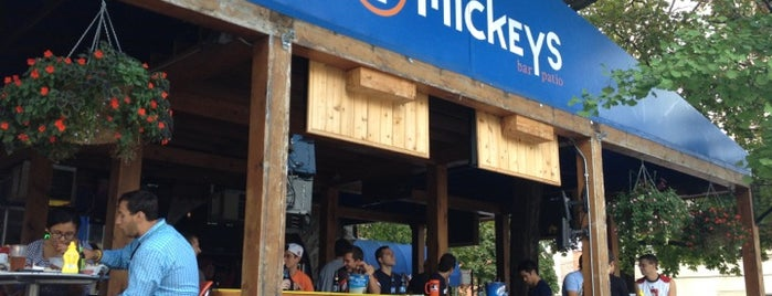 Mickey's Bar & Patio is one of Best Bars in Chicago to watch NFL SUNDAY TICKET™.