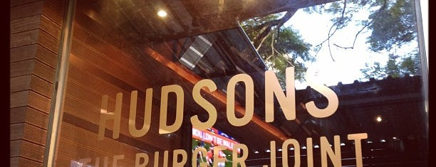 Hudsons - The Burger Joint is one of Top Burger Joints in Cape Town.