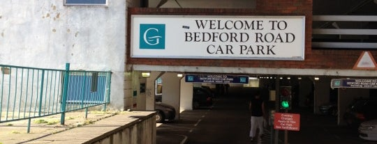 Bedford Road Car Park is one of Chee 님이 좋아한 장소.
