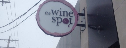 The Wine Spot is one of Posti che sono piaciuti a John.